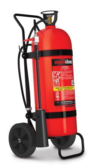 Sarkans ogļskābās gāzes ugunsdzēsības aparāts 50