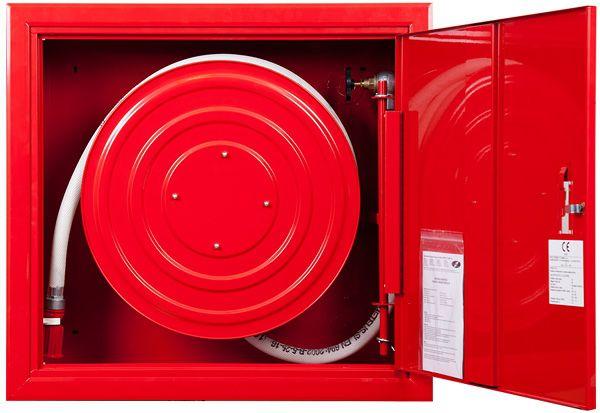 Sarkans krānu kastes cietais komplekts atvērts 3