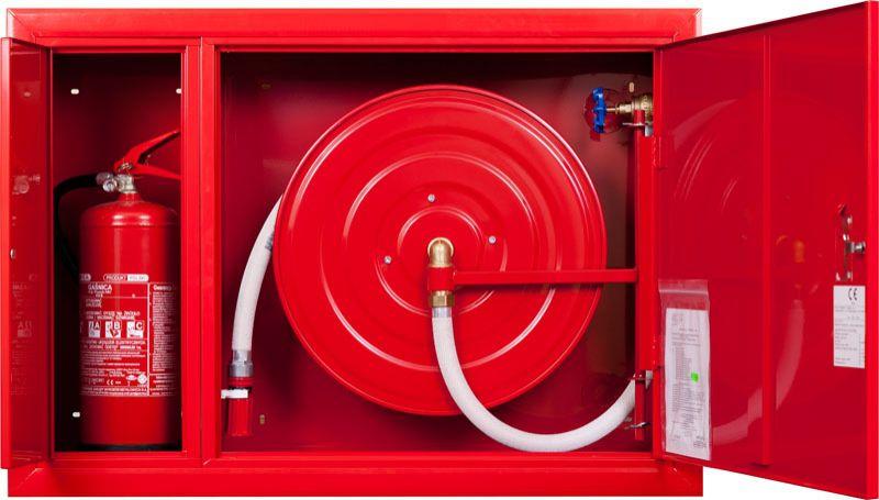 Sarkans krānu kastes cietais komplekts atvērts 1