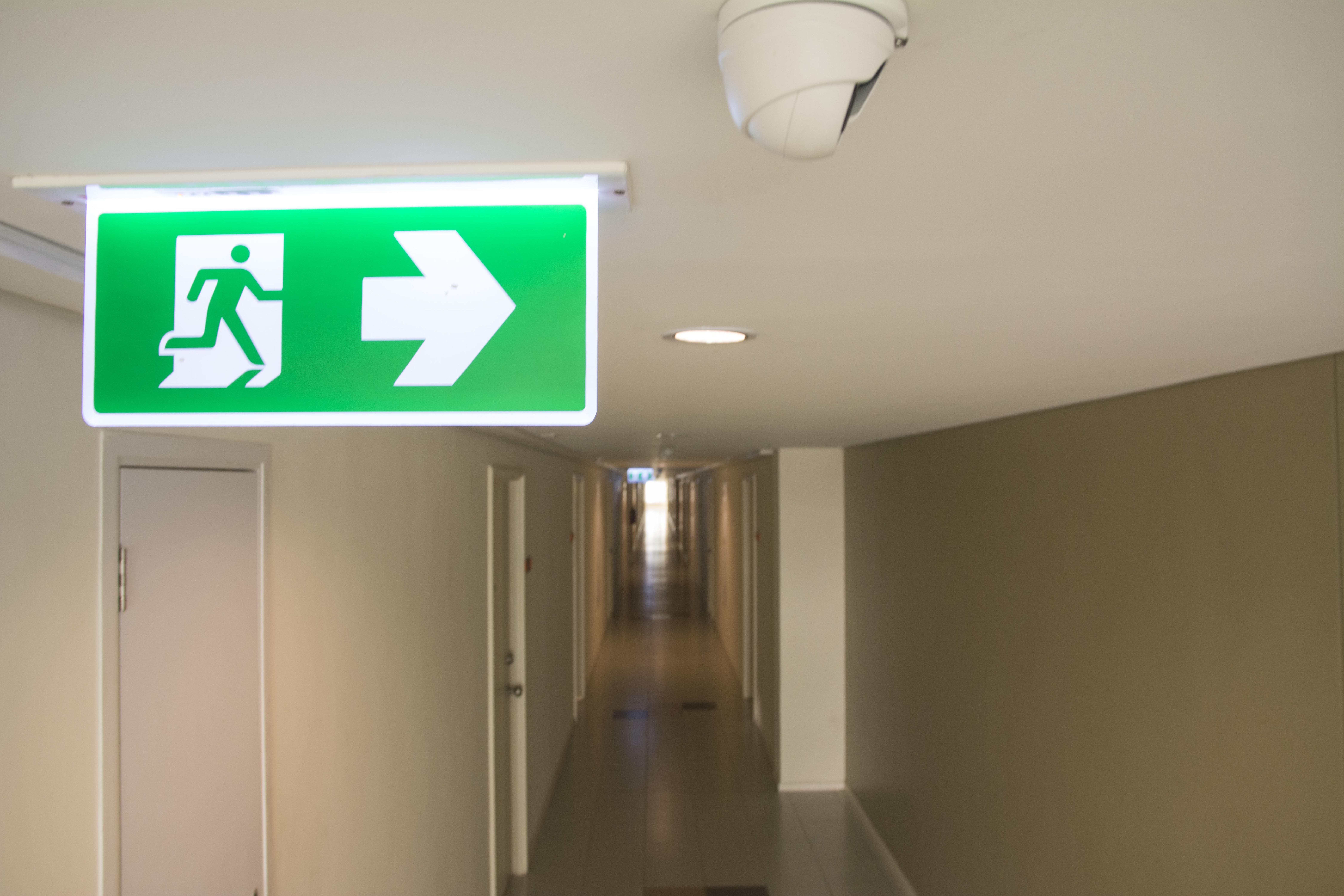 Evakuācijas un avārijas apgaismojums - ekspertu padomi