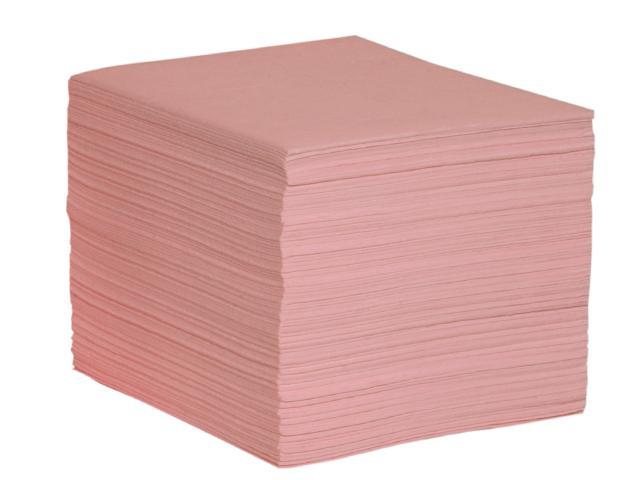 rozā absorbējošs paklājs ķīmiskām vielām