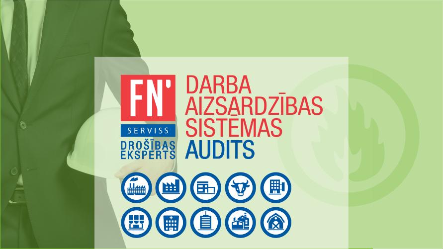 Darba aizsardzības sistēmas audits
