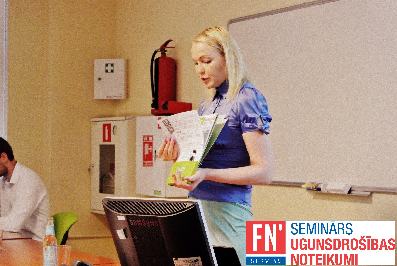 Lapa fn serviss seminārs ugunsdrošības noteikumi 1
