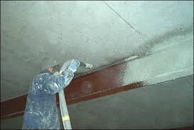 Balts ugunsdrošs apmetuma materiāls metāla konstrukcijām