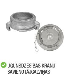 Produktu kategorija ugunsdzēsības šļūteņu savienotājgalviņas