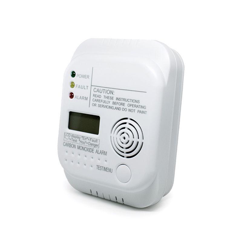 Balts lokālais tvana gāzes detektors