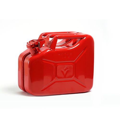 Sarkana degvielas kanna 10