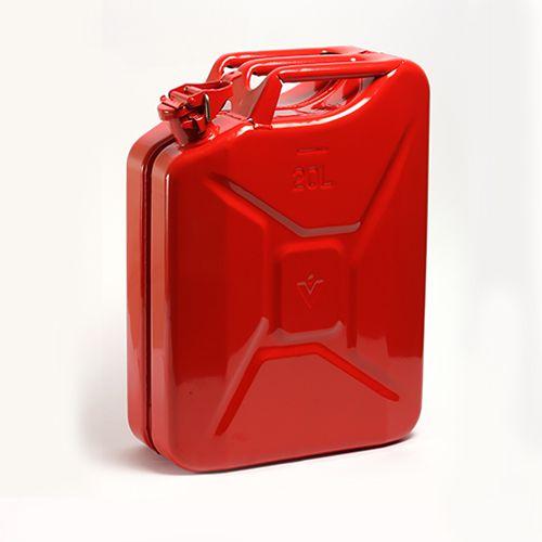 Sarkana degvielas kanna