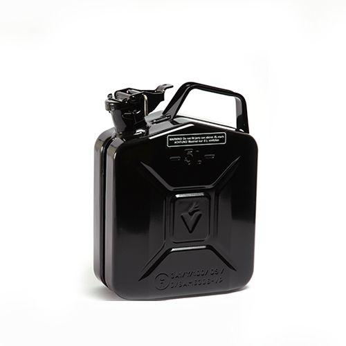 Melna degvielas kanna 5