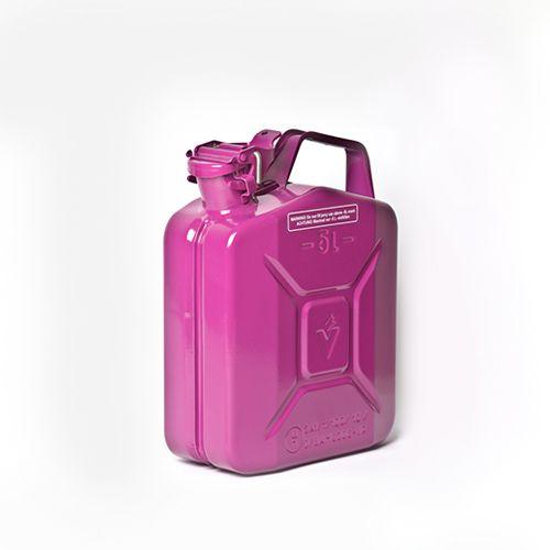 Violeta degvielas kanna 5