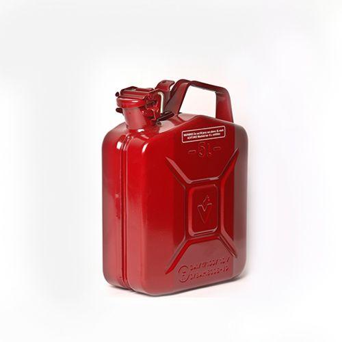 Sarkana degvielas kanna 5