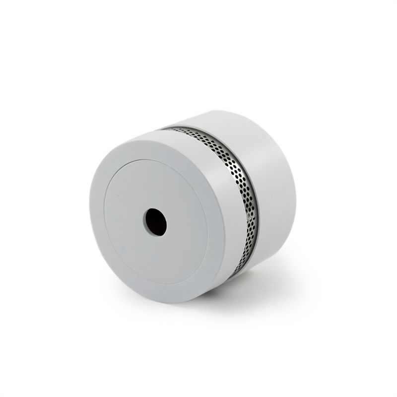Balts mini lokālais dūmu detektors