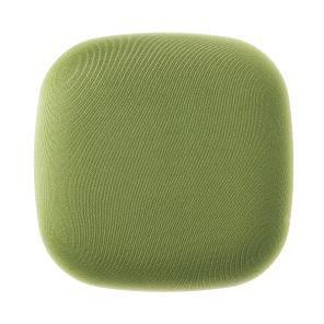 Zaļš fotoelektroniskais dūmu detektors kastītes forma