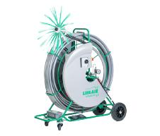 LIFA COMBI CLEANER 40 - LIFA AIR ventilācijas sistēmu tīrīšanas iekārta