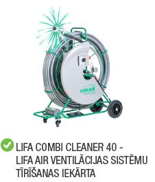 Kategorija lifa ventilācijas kanālu tīrīšanas aprīkojums