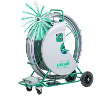 SPECIALCLEANER 25 MULTI - LIFE AIR ventilācijas sistēmu tīrīšanas iekārta