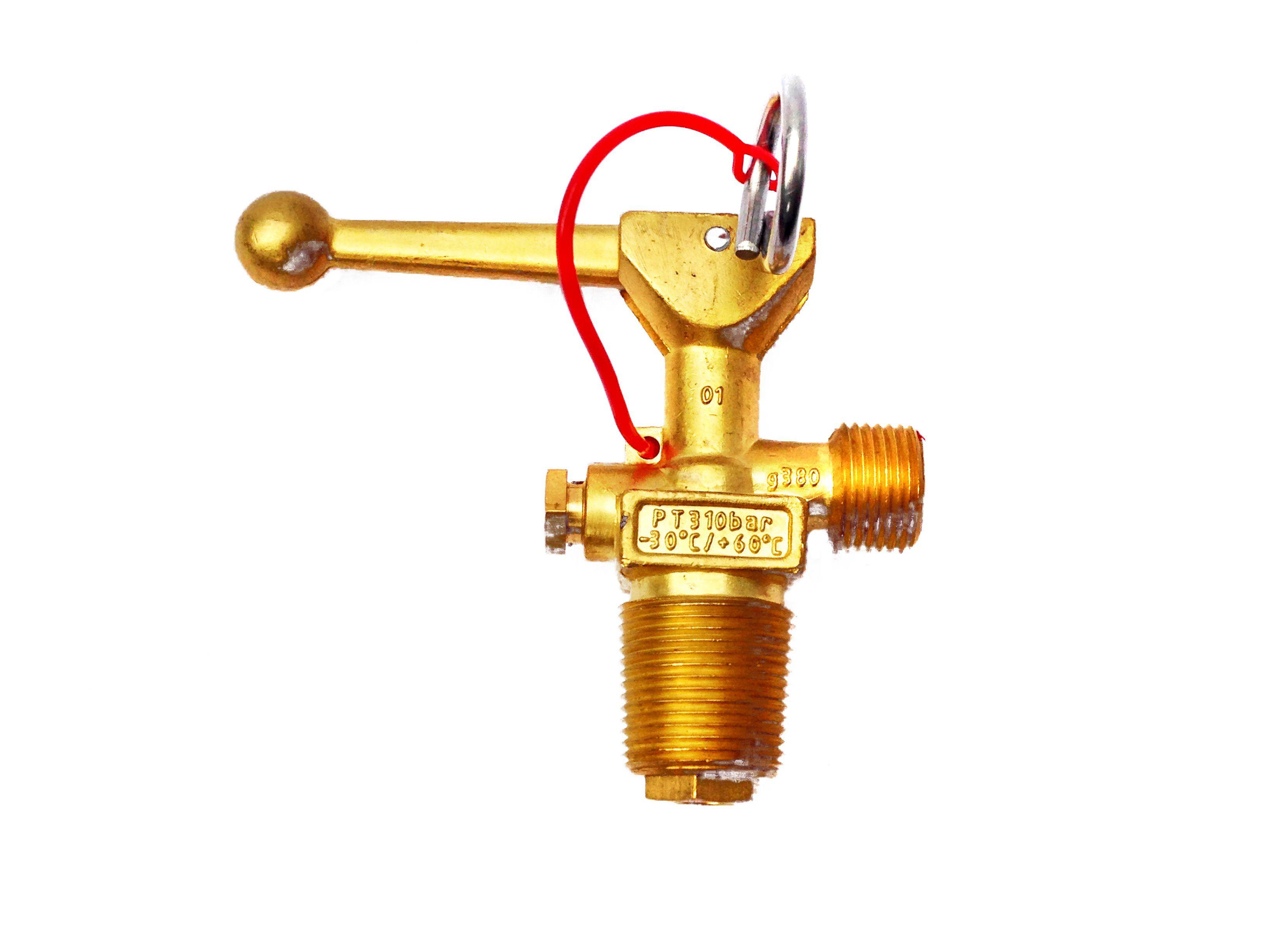 ogļskābās gāzes ugunsdzēsības aparāta palaišanas mehānisms 1