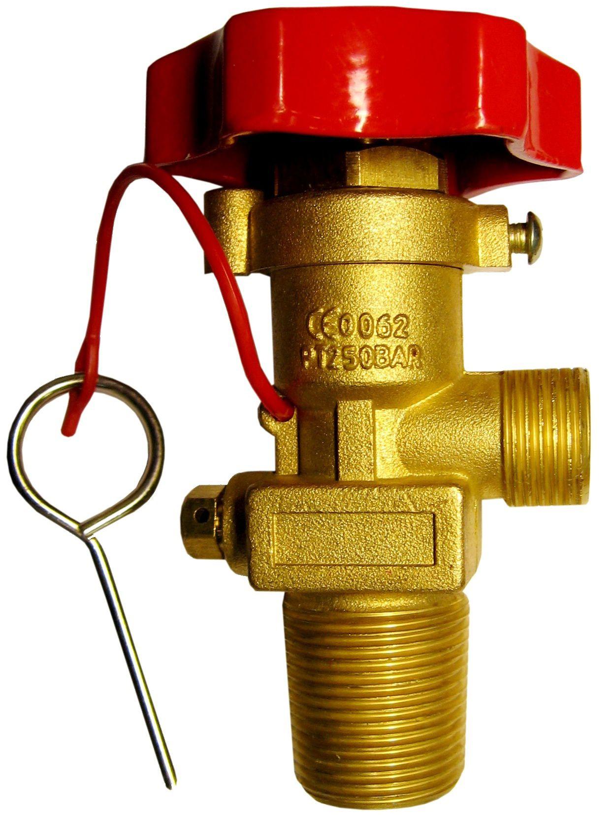 ogļskābās gāzes ugunsdzēsības aparāta palaišanas mehānisms