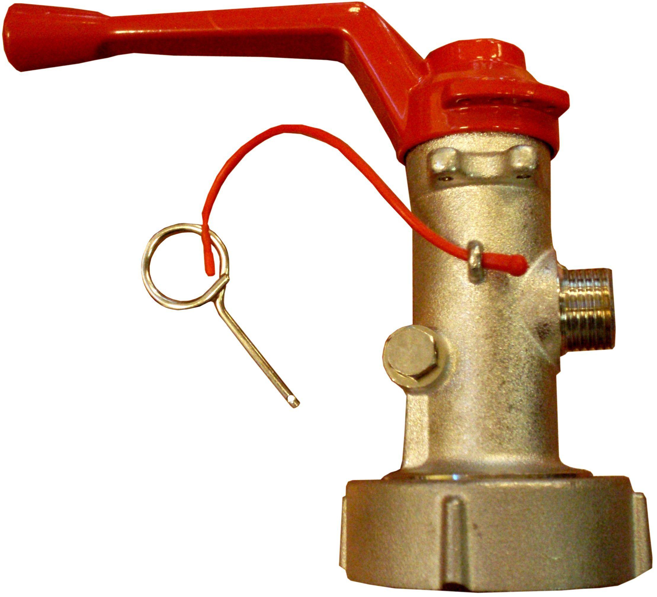 pulvera ugunsdzēsības aparāta palaišanas mehānisms 2