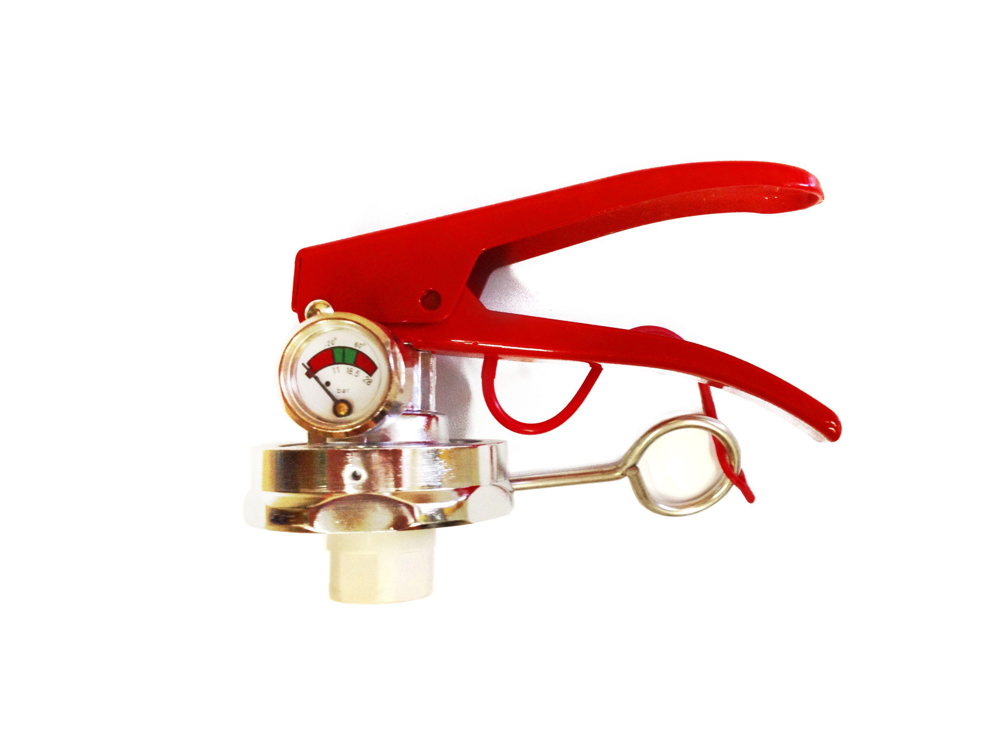 pulvera ugunsdzēsības aparāta palaišanas mehānisms 1