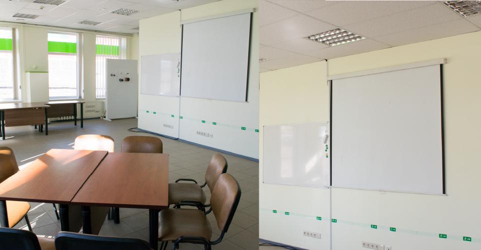 FN Serviss piedāvā iznomāt telpas semināriem
