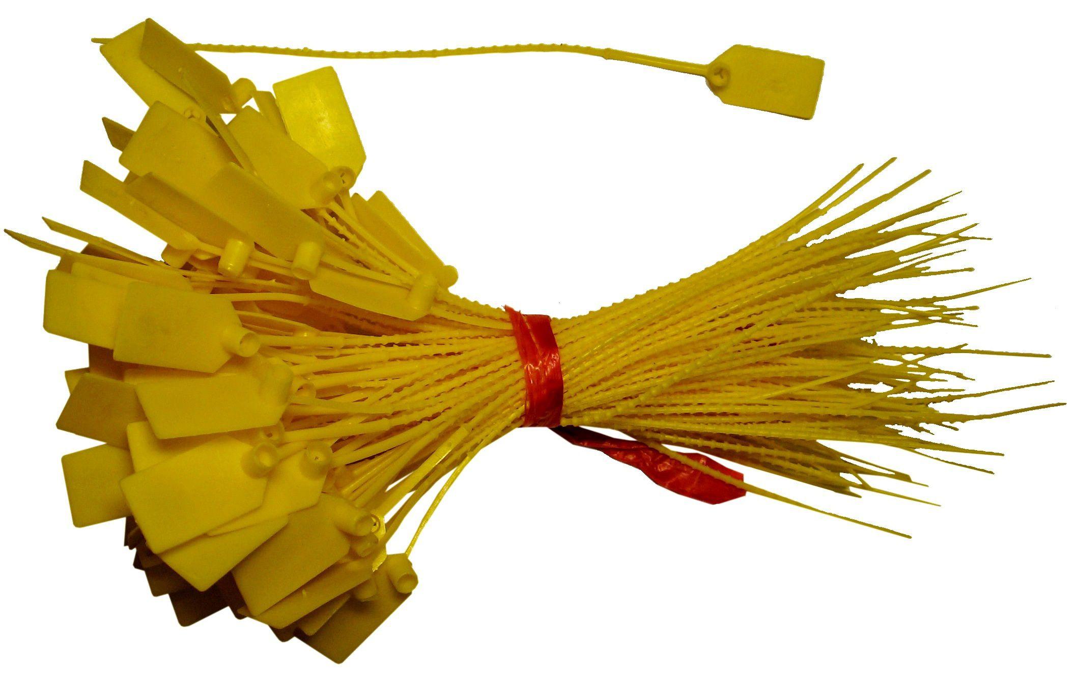 dzeltena plombe trosīte
