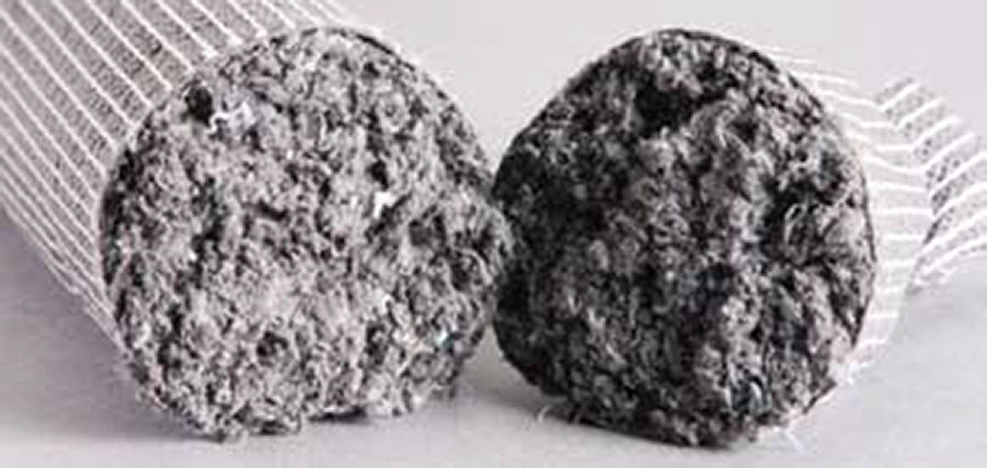 pelēka universāla absorbējoša minibona