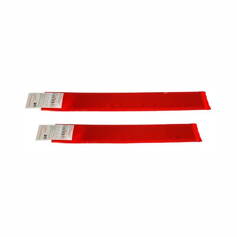 Sarkanas ugunsdrošas lentas