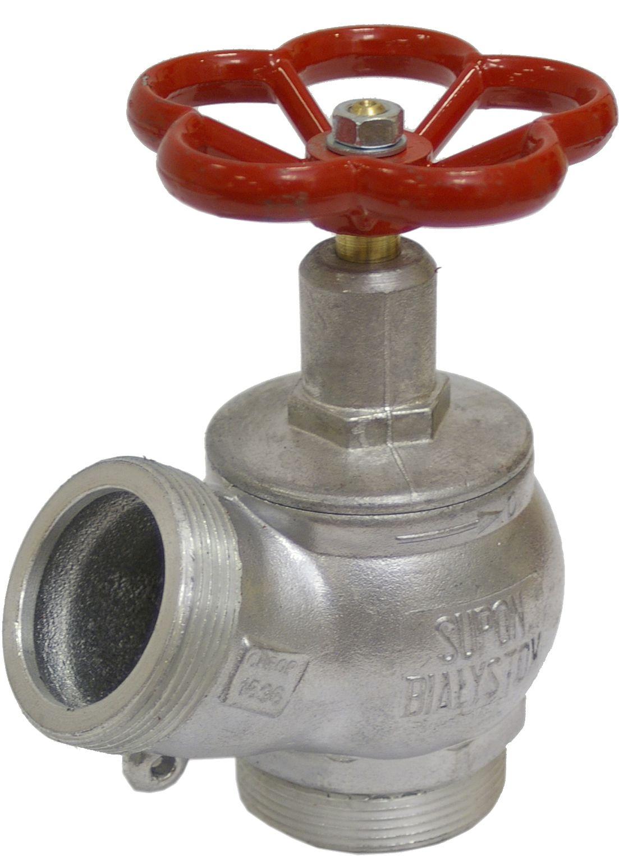 Alumīnija ugunsdzēsības krāns
