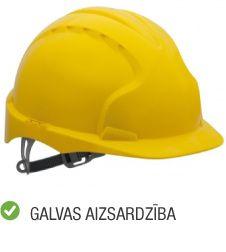 Produktu kategorija galvas aizsardzība