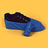Zili vienreiz lietojami apavu pārvalki bahilas