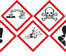 Bīstamu vielu marķējums