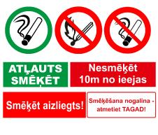 Par smēķēšanu