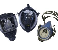 Sejas maskas, filtri un respiratori