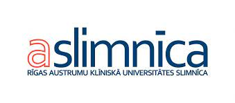 Rīgas Austrumu klīniskās universitātes slimnīcas logo
