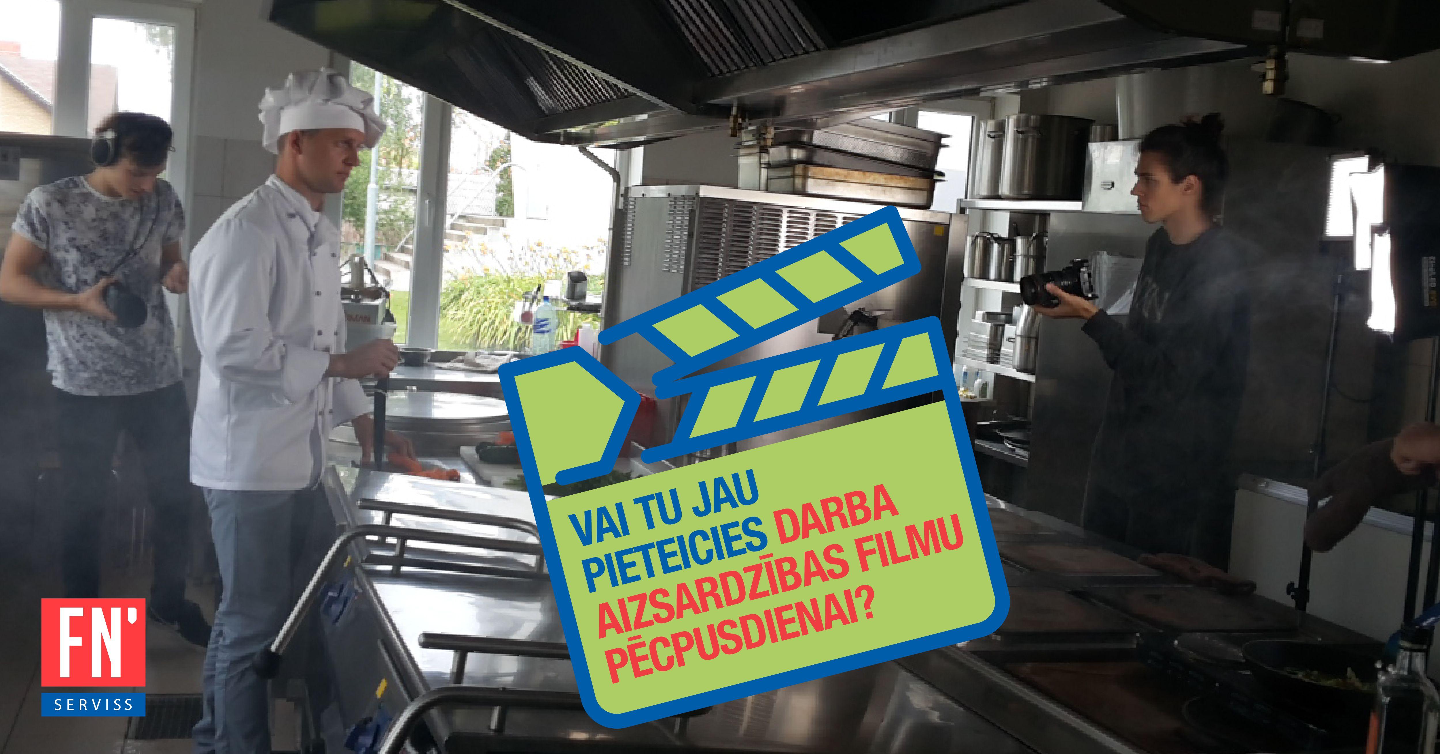 Lapa darba aizsardzības filmu pēcpusdiena