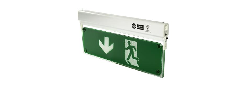 Jaunie noteikumi ugunsdrošībā lietojamām drošības zīmēm
