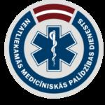 NMPD izsniegta apliecība par to, ka FN-SERVISS tiek piešķirtas tiesības nodarboties ar apmācību pirmās palīdzības sniegšanā.