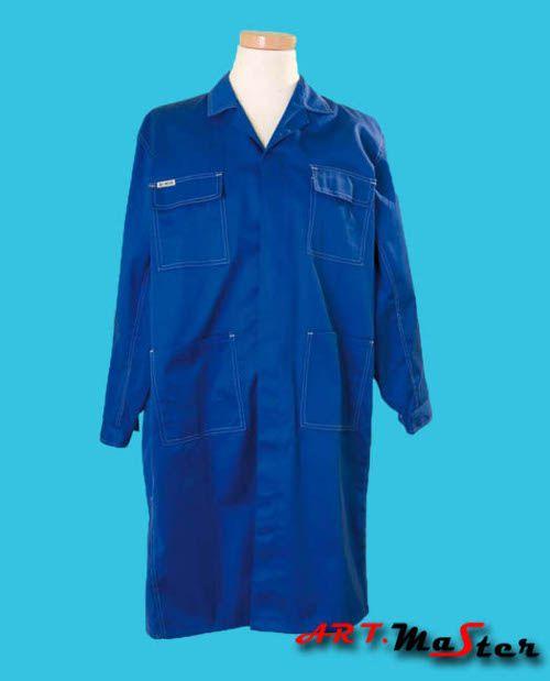 Zils darba halāts