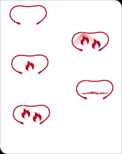 Pārbaudīti risinājumi auto ugunsdrošībai sarkani simboli