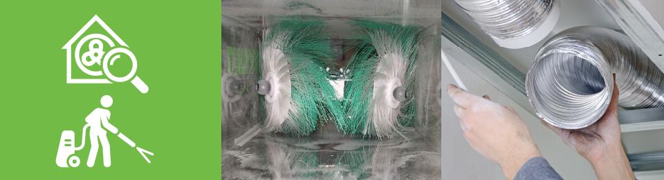 Ventilācijas sistēmas slotas caurules