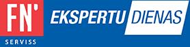 Lapa fn serviss ekspertu dienas logo