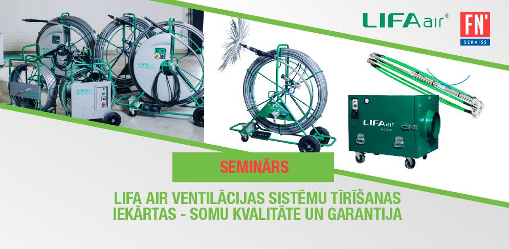 Ventilācijas sistēmu tīrīšanas iekārtas kvalitāte garantija