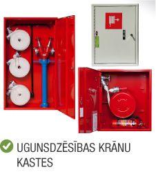 Produktu kategorija ugunsdzēsības krānu kastes