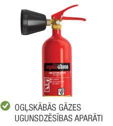 Kategorija ugunsdrošība ogļskābās gāzes ugunsdzēsības aparāti