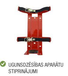 Produktu kategorija ugunsdrošība ugunsdzēsības aparātu stiprinājums