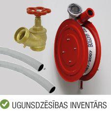 Produktu kategorija ugunsdzēsības inventārs