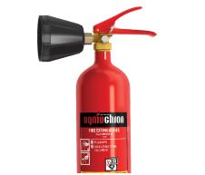 Ogļskābās gāzes ugunsdzēsības aparāti