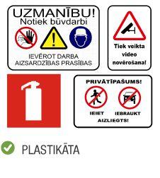 Produktu kategorija uzlīmes plastikāta uzlīmes